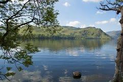 lagos británicos Imagen de archivo libre de regalías