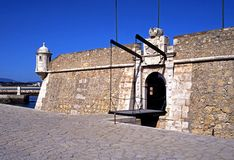 Lagos castle. Stock Images