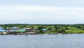 Lagos-Fluss Lizenzfreies Stockbild