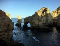 Free Lagos Grotto Royalty Free Stock Photos - 159710948
