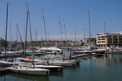Lagos marina Stock Photo