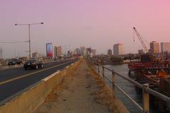 Lagos Nigeria Stock Afbeelding