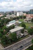 Lagos. View on Ikoyi, Lagos, Nigeria Stock Photos