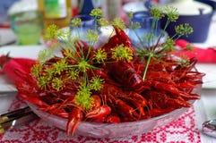 lagostas Foto de Stock