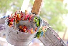 Lagostas e caranguejos Imagens de Stock Royalty Free