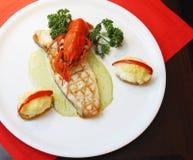 Lagostins, lagostas Foto de Stock