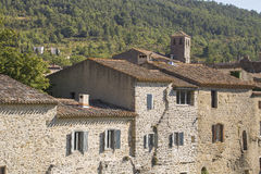 Lagrasse, France Royalty Free Stock Images