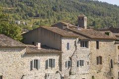 Lagrasee, Francja Obrazy Royalty Free