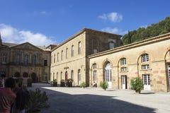 Lagrasse, Frankreich Lizenzfreie Stockfotografie