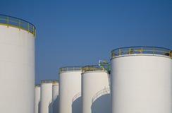lagring för bränsle 2 Arkivfoto