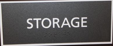 Lagringstecken Arkivbild