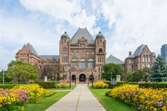 Lagstiftande församling av Ontario Arkivbilder