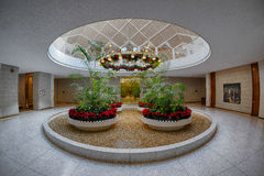 Lagstiftnings- rotunda av Raleigh Royaltyfri Fotografi