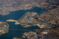 LaGuardia Airport Royalty Free Stock Image