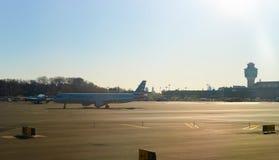 LaGuardia lotnisko Zdjęcia Royalty Free