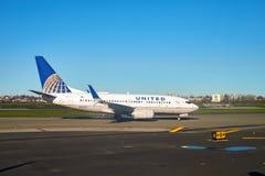 LaGuardia lotnisko Zdjęcie Stock