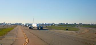 LaGuardia lotnisko Obrazy Royalty Free