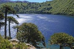 Lagun Arkivfoton