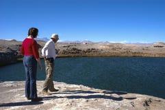 Lagun Arkivbild