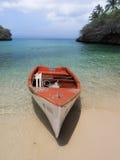 Lagun Beach - boat Stock Photos