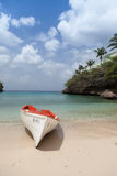 Lagun Beach and boat Royalty Free Stock Photos