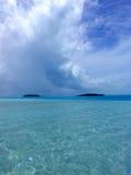lagun som 2 sparkling Royaltyfria Bilder