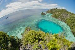 Laguna Imagenes de archivo