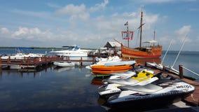 laguna Στοκ φωτογραφία με δικαίωμα ελεύθερης χρήσης