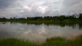 laguna Imagen de archivo