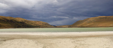 Laguna Amarga, Patagonia Immagine Stock