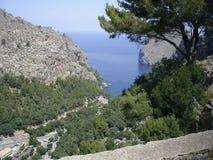 Laguna-Ansicht stockbilder