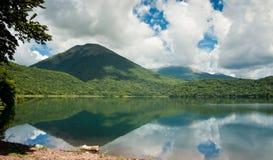 Laguna Asososca, Nicaragua Foto de archivo libre de regalías