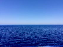 Laguna azul Imagen de archivo