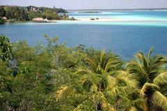 Laguna Bacalar Royalty Free Stock Image