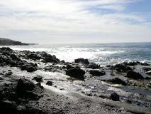 Laguna Beach. In the fall Stock Image