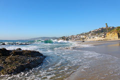 Laguna Beach Royalty Free Stock Photography