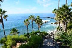 Laguna Beach Immagine Stock Libera da Diritti