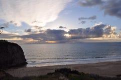 Laguna Beach-Abhang Lizenzfreies Stockbild