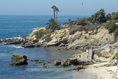 Laguna Beach, CA Photographie stock