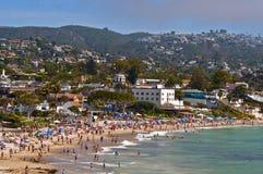 Laguna Beach, Californië Stock Foto