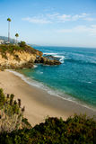 Laguna Beach coast line Royalty Free Stock Images