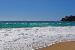 Laguna Beach fala zdjęcia royalty free