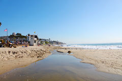 Laguna Beach - Main Beach Royalty Free Stock Photography