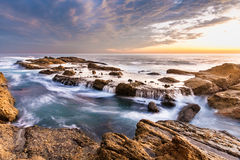 Laguna Beach Seascape Obrazy Stock