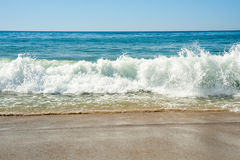 Laguna Beach wave Royalty Free Stock Images
