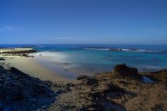 Laguna Beachnatt Royaltyfri Fotografi