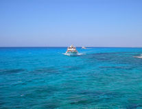 Laguna blu immagini stock libere da diritti