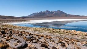 Canapa Lagoon - Bolivia Stock Photo