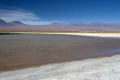 Laguna Cejas Photographie stock