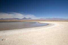 Laguna Cejas Image stock
